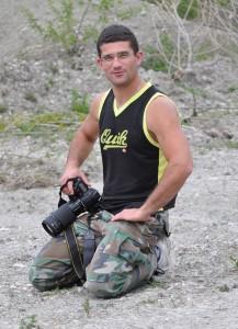 Stefano e......Nikon